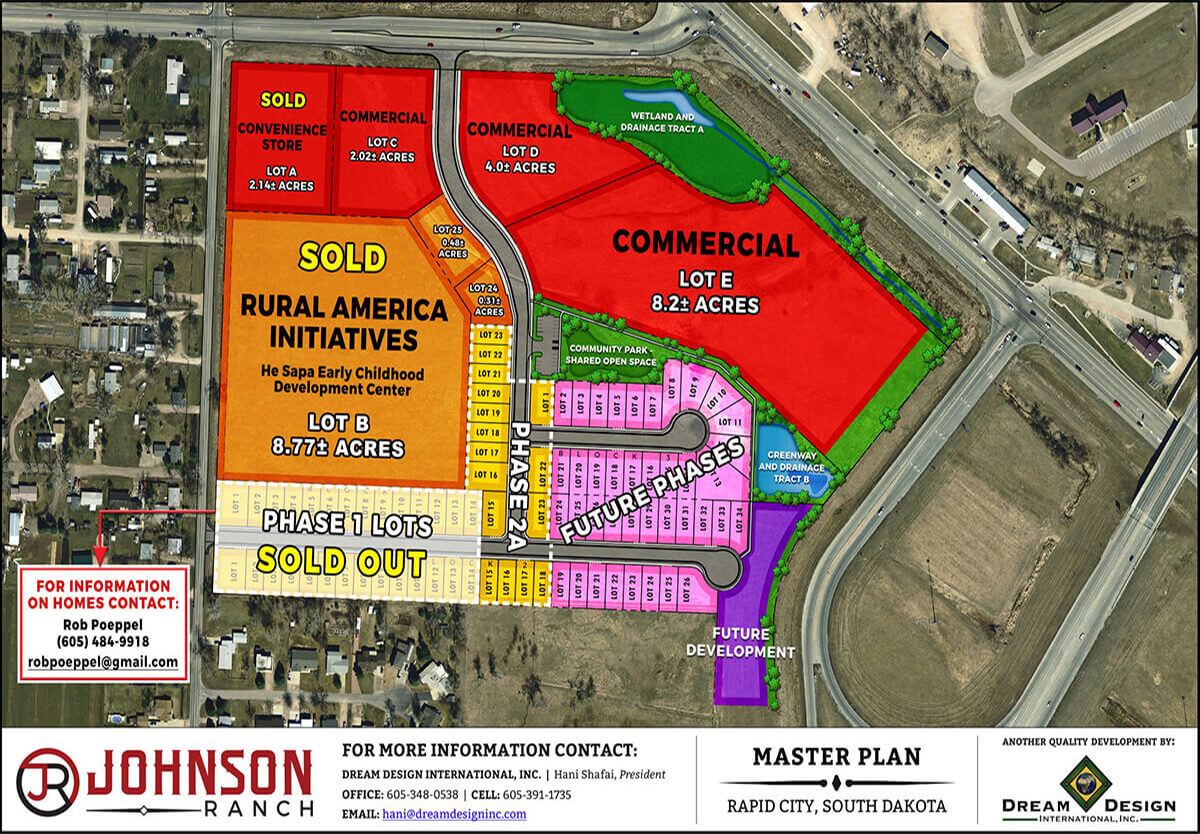 Johnson Ranch Master Plan