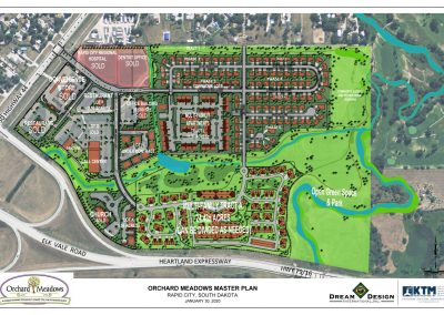 Orchard Overall Masterplan