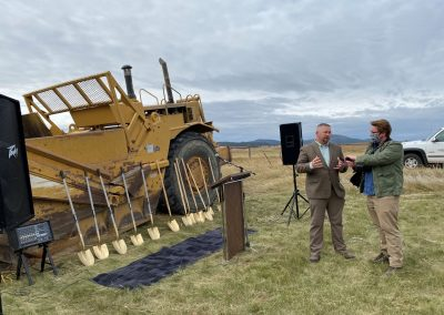 Sky Ridge - Spearfish Affordable Housing - Groundbreaking Ceremony 5