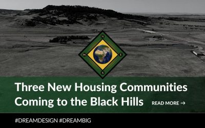 Three New Housing Communities Coming to the Black Hills