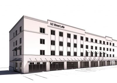 KC Street Lofts Rendering