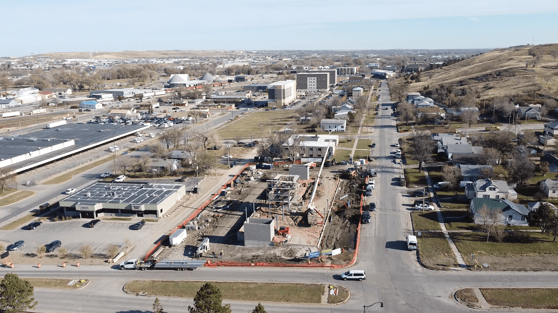 Kansas City Aerial - Project Tour - - School of Mines