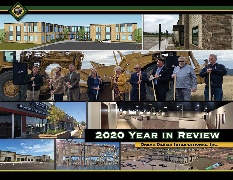 Dream Design International, Inc. - Year in Review - 2020 - 1