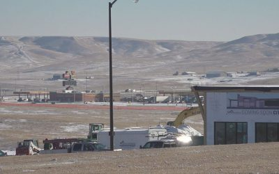 The Pennington County Commission approves a massive project in Box Elder