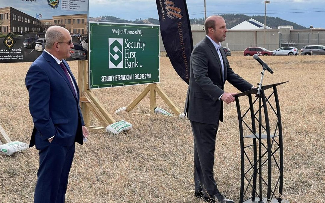 New 'South Dakota One-Stop Complex' being built in north Rapid City